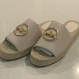 NWT coach sandals
